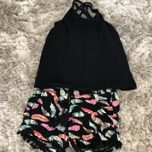 Girls Boho Outfit